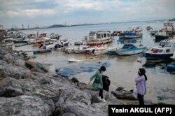 Poluarea a devenit o problemă gravă pentru Marea Marmara.