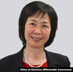 Kelu Chao, the acting head of USAGM