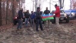 ABŞ-da Azərbaycanlıların Off-Roading həyəcanı
