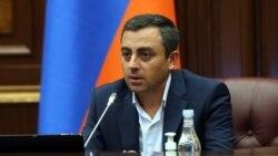Իշխան Սաղաթելյանը երրորդ քվեարկությամբ ընտրվեց Ազգային ժողովի ընդդիմադիր փոխխոսնակ