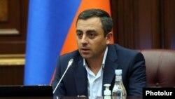 Вице-спикер НС Ишхан Сагателян