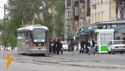 OZOD-VIDEO: Тошкент трамвайлар билан видолашмоқда