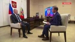 Putin: 'Lazım gəlsə, Belarusdakı vəziyyətə müdaxilə edəcəyik'