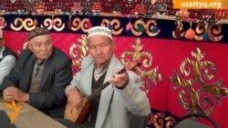 Кюйши Толеухан Суттибайулы из Синьцзяня