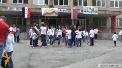 Երեւանում բացվեց սիրիական կրթական ծրագրով առաջին դպրոցը