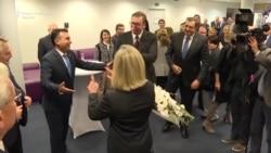 Пред вечерата на лидерите на Западен Балкан со Могерини