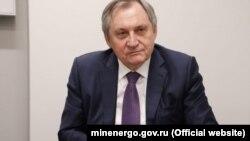 Министр энергетики России Николай Шульгинов