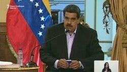 Мадуро: Трамп, рацете надвор од Венецуела