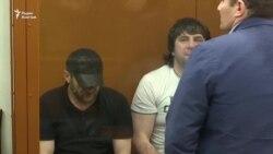 Убийцу Немцова приговорили к 20 годам тюрьмы