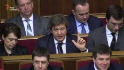 «Я ненавиджу корупцію» – міністр фінансів Данилюк у відповідь на звинувачення (відео)