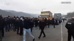 Qafanda gərginlik - dövlət sərhədinin çəkilməsi erməni əhalini təşvişə salıb
