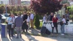 Karateistët kosovarë nisen sërish drejt Novi Sadit