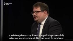Condițiile UE pentru continuarea asistenței: democrație, stat de drept, lupta împotriva corupției