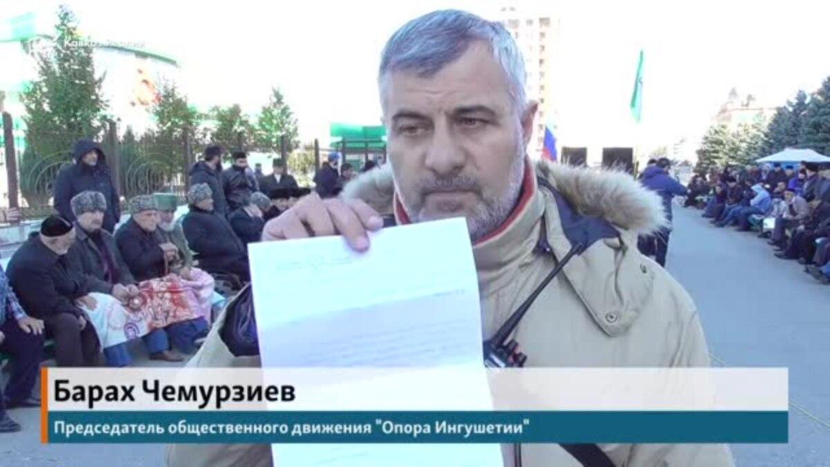 Барах Чемурзиев продолжает свою «борьбу за справедливость» в паре с Ахмедом Погоровым