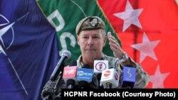 Generalul Scott Miller, la Kabul
