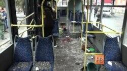 В Донецке обстреляна остановка: погибли до 13 человек
