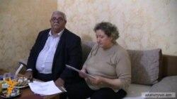 Սիրիահայ ընտանիքը վիրավորված է հայրենիքից