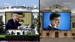Дзвінок до Києва: українці втягнуті в битву навколо імпічменту Трампа – відеосюжет
