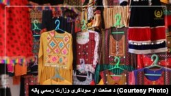 Кабул, на местном базаре.