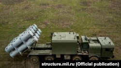 Российские береговые ракетные комплексы в Крыму