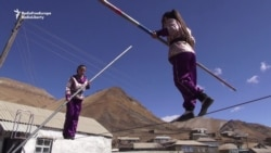 Daghestan's Tightrope Walkers See Tradition Disappearing