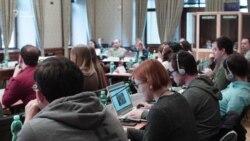 Тренінг для антикорупційних громадських діячів в Празі