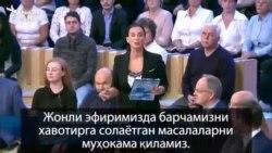 Ўзбекистонни муҳокама қилган Россия каналлари вақтинча эфирдан узиб қўйилди