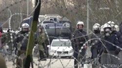 جلوگیری یونان از ورود پناهجویان از خاک ترکیه