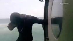 «Сі-Бриз»: десантування морських прикордонників із гелікоптера – відео