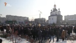 Mariupol Marks One Year Since Deadly Shelling