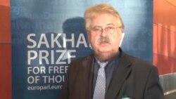 Anunțul celor trei candidați la Premiul Saharov al Parlamentului European