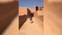 Без комментариев. В Саудовской Аравии женщину арестовали за мини-юбку.