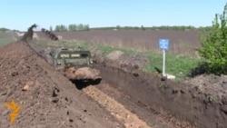 Сумщина захищає українські кордони від Росії ровами