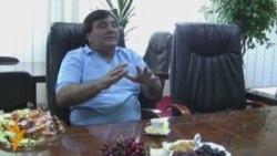 Мэр Хасавюрта Сайгидпаша Умаханов