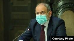 Пашинян на заседании Совета безопасности 13 мая