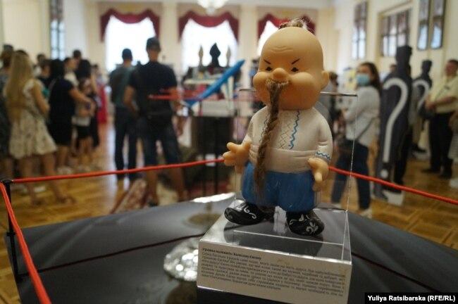 Одна з іграшок, представлених на виставці