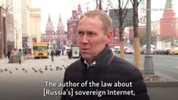 Russia's 'Sovereign Internet': Cyber-Security Or Cyber-Crackdown?
