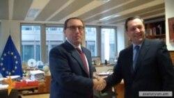 Հայաստանը եւ ԵՄ-ն նախաստորագրեցին վիզային ռեժիմի դյուրացման համաձայնագիրը
