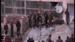 Взрыв в пригороде Баку, двое погибших