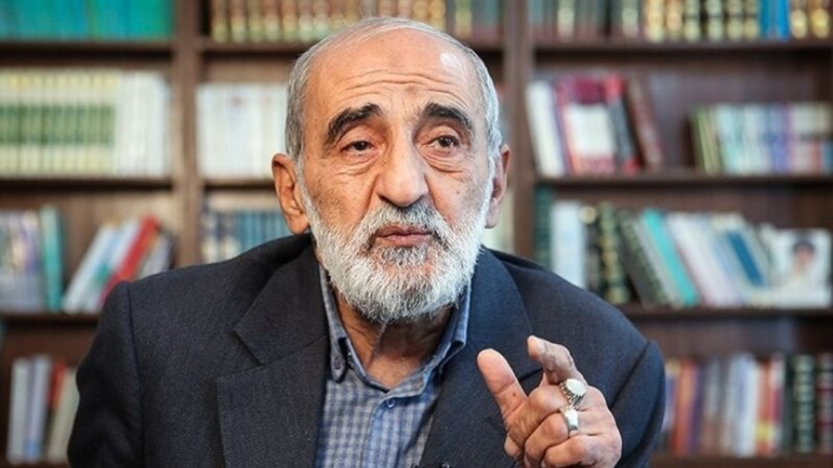 Iran - Hossein Shariatmadari Blasts Iraq's Grand Ayatollah Sistani
