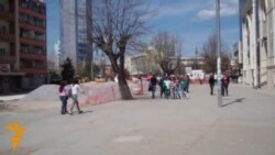 Zgjedhjet lokale serbe në veri...