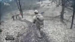 Україна оприлюднила відео бойової роботи снайперів на Донбасі