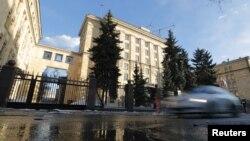 Ambasada çeke në Moskë.