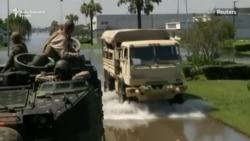 Pomoć američkih marinaca Texasu