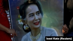 د ميانمار رهبره انګ سان سوچي چې د پوځ لخوا ونیول شوه