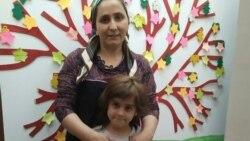 Лидия Евлоева с дочкой Аишей Ажиговой. Фото предоставлено матерью ребенка