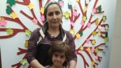 Лидия Евлоева с дочерью