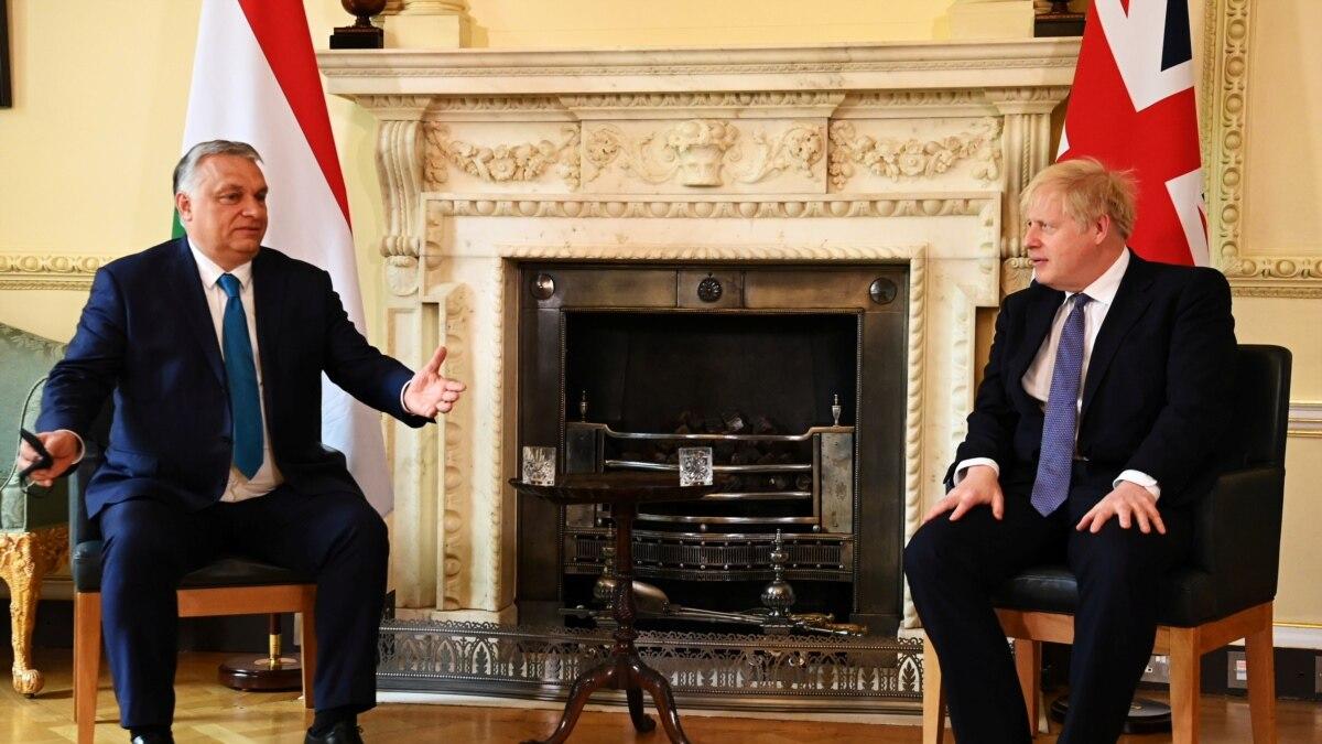 """""""Johnson medvecsapdába sétált"""" az Orbán-vizittel"""