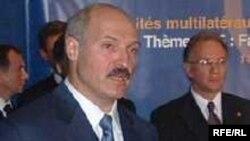 Лукашэнка ў ААН, 2005 год