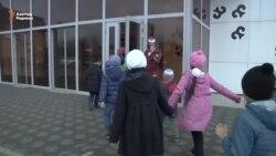 Мектеп оқушыларын ойынға апару